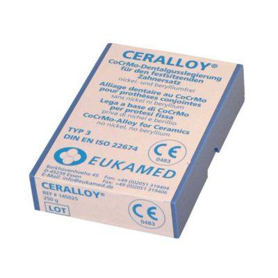 Cerralloy Lega gr 250