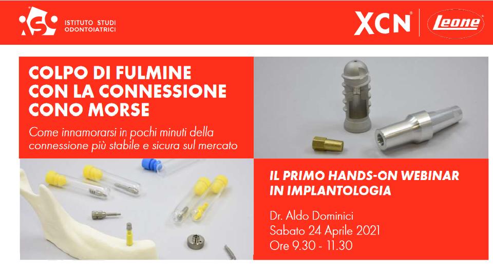 Webinar Hands-On in Implantologia